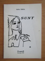 Anticariat: Oana Tonca - Sunt