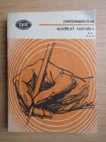 Anticariat: Perpessicius - Scriitori romani (volumul 5)