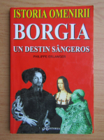 Philippe Erlanger - Borgia