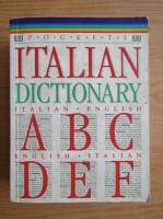 Anticariat: Pockets Italian Dictionary