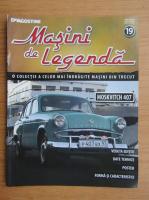 Revista Masini de Legenda, nr. 19, 2011