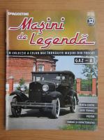 Revista Masini de Legenda, nr. 32, 2011
