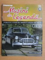 Revista Masini de Legenda, nr. 36, 2011