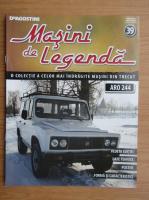 Revista Masini de Legenda, nr. 39, 2011