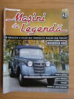 Revista Masini de Legenda, nr. 43, 2011