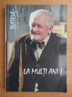 Anticariat: Revista Teatrul Azi, nr. 1-2, 2010