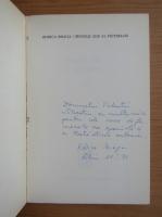 Anticariat: Rodica Braga - Sangele alb al pietrelor (cu autograful si dedicatia autorului)