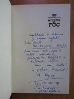 Anticariat: Theodor Rapan - Hotarul de foc (cu autograful autorului)
