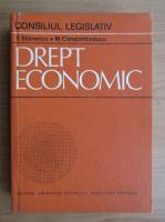 Anticariat: V. Stanescu - Drept economic
