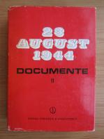 Anticariat: 23 august 1944, volumul 2. Documente