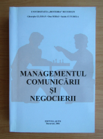 Anticariat: Dan Mihai - Managementul comunicarii si negocierii. Manual universitar