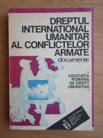 Anticariat: Dreptul international umanitar al conflictelor armate