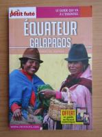Equateur Galapagos