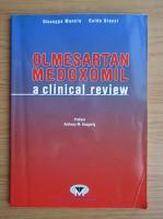 Anticariat: Giuseppe Mancia - Olmesartan Medoxomil. A clinical review