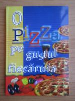 Anticariat: Helena Diakonos - O pizza pe gustul fiecaruia