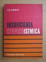 Anticariat: I. D. Merfu - Insuficienta cervicoistmica