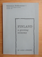 Anticariat: Jussi Linnamo - Finland, a growing economy