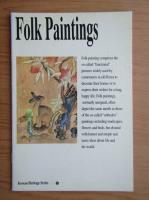 Anticariat: Korean Heritage Series, nr. 10, Folk Paintings