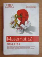 Marius Perianu - Matematica, clasa a IX-a (2014)