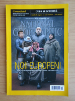 Revista National Geographic, nr. 162, octombrie 2016