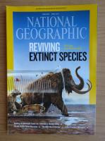 Anticariat: Revista National Geographic, volumul 223, nr. 4, aprilie 2013