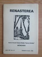 Anticariat: Revista Renasterea, anul XIV, nr. 1-2, ianuarie-iunie 1990