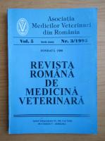 Anticariat: Revista Romana de Medicina Veterinara, volumul 5, nr. 3, 1995