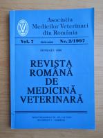 Anticariat: Revista Romana de Medicina Veterinara, volumul 7, nr. 2, 1997