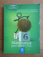 Stefan Smarandoiu - Matematica pentru clasa a VI-a (volumul 2, 2013)