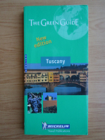 Anticariat: Tuscany. The green guide