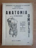 Anticariat: V. Ranga - Anatomia omului, volumul 2, partea a II-a. Viscere