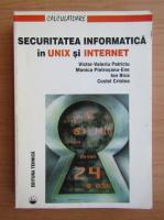 Victor Valeriu Patriciu - Securitatea informatica in UNIX si internet