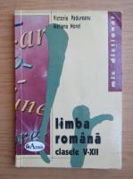 Anticariat: Victoria Padureanu - Mic dictionar de limba romana pentru clasele V-XII
