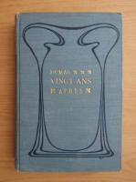 Anticariat: Alexandre Dumas - Vingt ans apres (volumul 2, 1948)