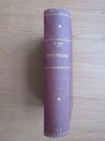 Anticariat: Ernest Bosc - La psychologie (1908)