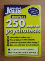 Anticariat: Femme Actuelle Jeux. 250 pages de psychotests