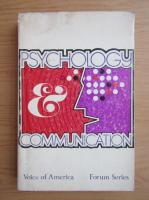 Anticariat: George A. Miller - Psychology communication
