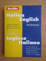 Anticariat: Italian-english dictionary