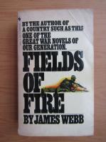 Anticariat: James Webb - Fields of fire
