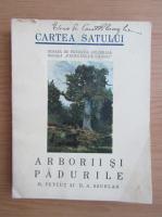 M. Petcut - Cartea Satului. Arborii si padurile (1940)
