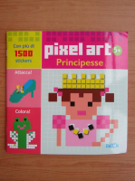 Anticariat: Pixel Art. Principesse