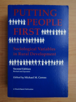 Anticariat: Putting people first. Sociological variables in rural development