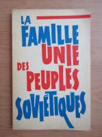 S. Novitch - La famille unie des peuples sovietiques