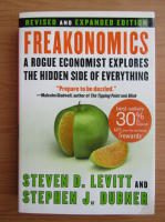 Anticariat: Steven D. Levitt - Freakonomics