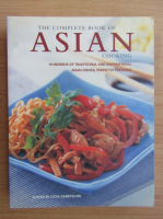 Anticariat: The complete book of asian cooking