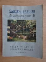 V. Grimalschi - Cartea Satului. Viata in apele noastre dulci (1938)