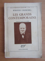 Anticariat: Winston Churchill - Les grands contemporains (1939)