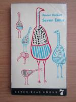 Anticariat: Xavier Herbert - Seven emus