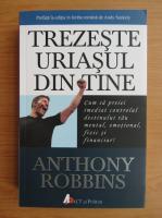 Anticariat: Anthony Robbins - Trezeste uriasul din tine
