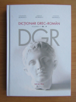 Constantin Georgescu - Dictionar grec-roman (volumul 2)